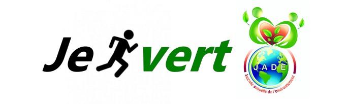 Logo Je cours vert JADE